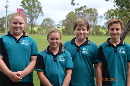 2013 School Captains